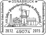 SST 53. Börse 2015 Papier
