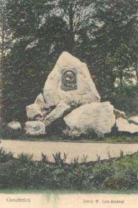 AK Lyra-Denkmal