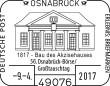 SST 56. Osnabrück Börse April 2017
