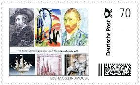 Briefmarke individuell